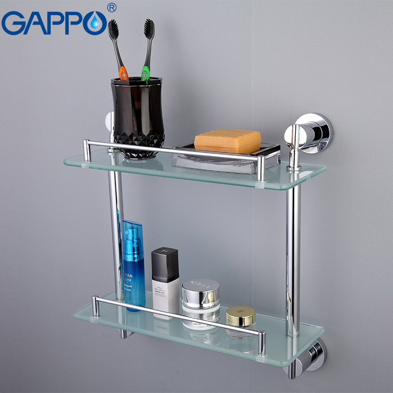 Buy glass shower shelves and get free shipping on AliExpress.com