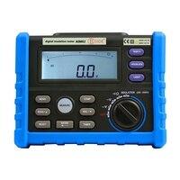 Bside AIM02 Digital High Voltage Insulation Meter Megger Insulation Resistance Tester Multimeter