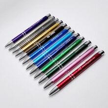 Großhandel UK hochzeit favors billig personalisierte hochzeit geschenke qualität kugelschreiber 100 stücke viel kundenspezifische mit ihrem logo text DURCH laser