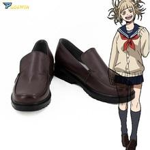 My Hero Academia Himiko Toga Cosplay Shoes Boku No Boots Custom Made