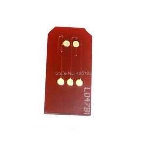 Image 3 - 4x Mực Chip Cho OKI C332 C332dn MC363 MC363dn C332 DN MC363 DN Hộp Mực Đặt Lại Chip Phiên Bản EUR