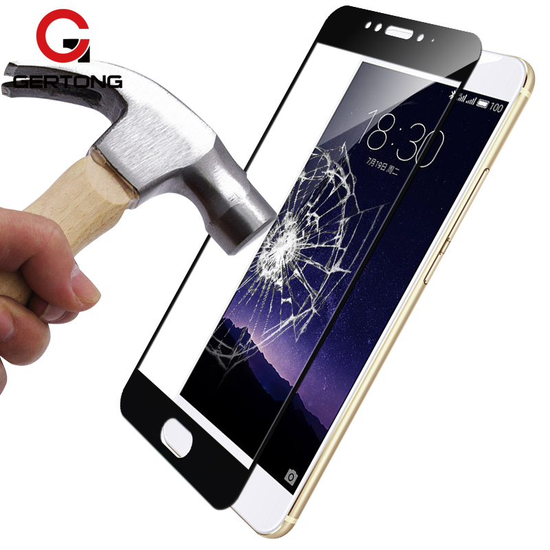 GerTong Tempered <font><b>Glass</b></font> For <font><b>Meizu</b></font> M5S M6S <font><b>M3S</b></font> <font><b>Mini</b></font> Screen Protector For <font><b>Meizu</b></font> M3 M5 M6 Note Pro 6 7 Plus <font><b>Glass</b></font> Cover M 3 5 6 Film image