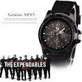 Gemius ARMY Sports Watches Men Nylon Strap Quartz Watch Fashion Military Watch Male Watch Hour reloj hombre relogio masculino