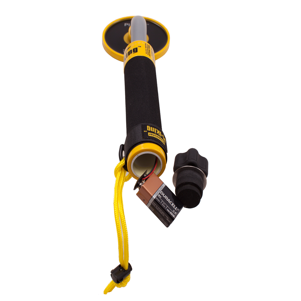 Image 3 - Underwater Metal Detector PI iking 750 Induction Pinpointer Expand Detection Depth with LED Light when Detects Metal-in Industrial Metal Detectors from Tools on