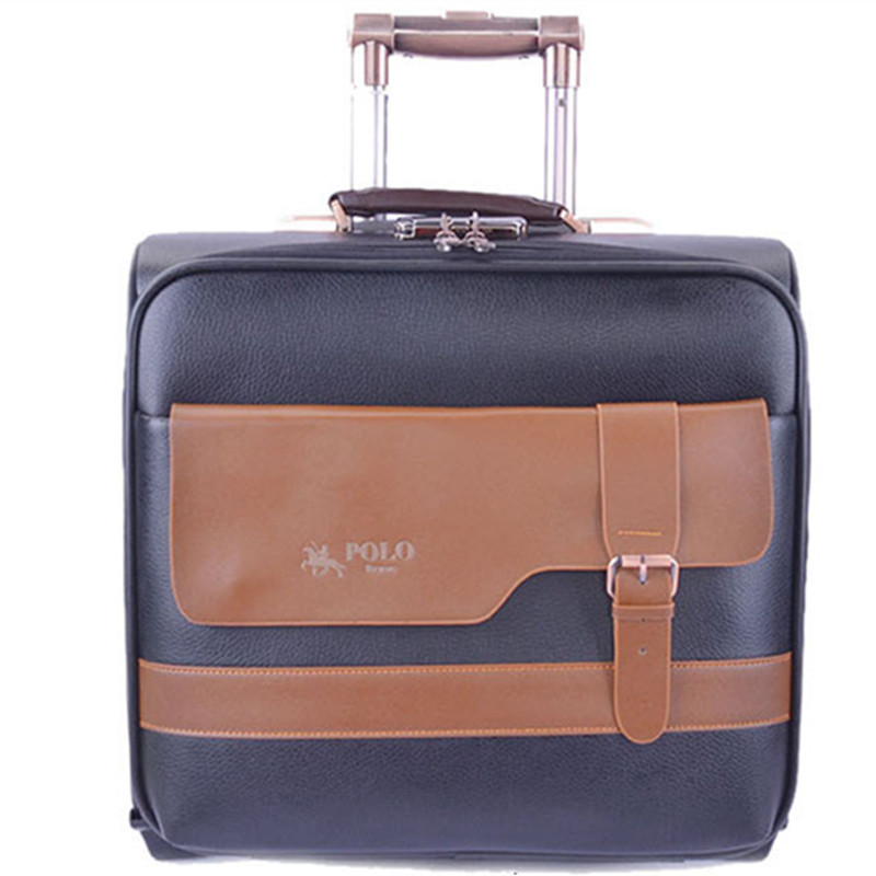 Online Buy Wholesale polo trolley bags from China polo trolley ...