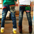 Free shipping autumn -summer jeans new 2016  Children boy's pants kids jeans B029
