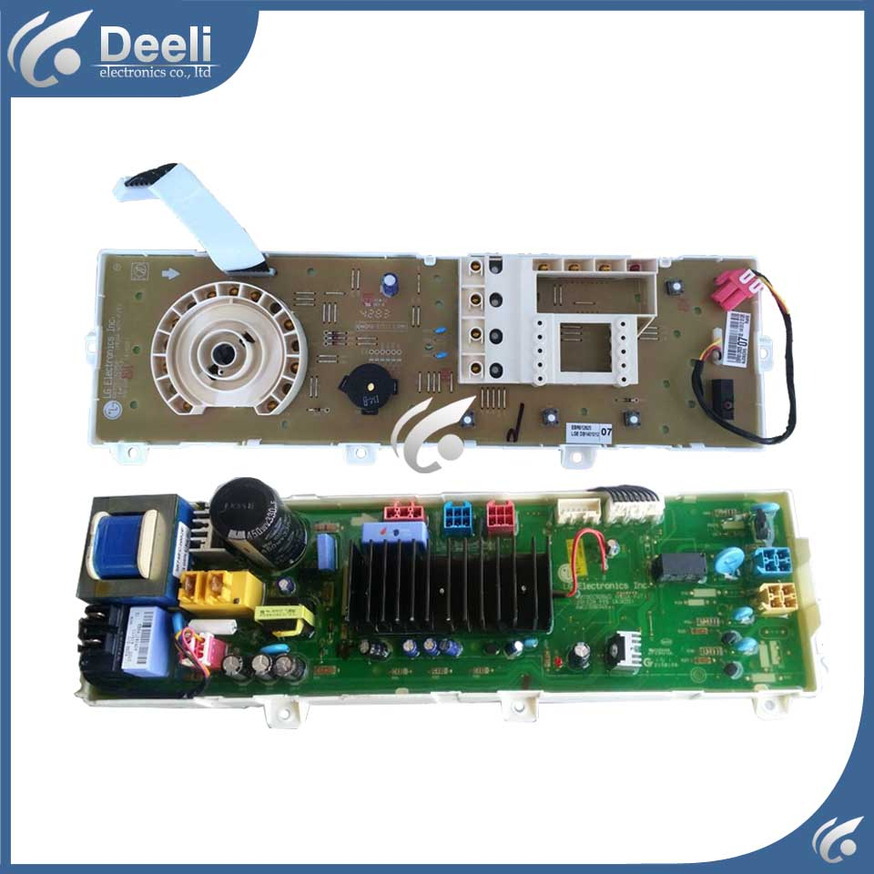 100% new for washing machine board display board + Frequency converter board WD-N10300D Computer board set 100% new for lg washing machine board display board frequency converter board wd n10300d computer board set