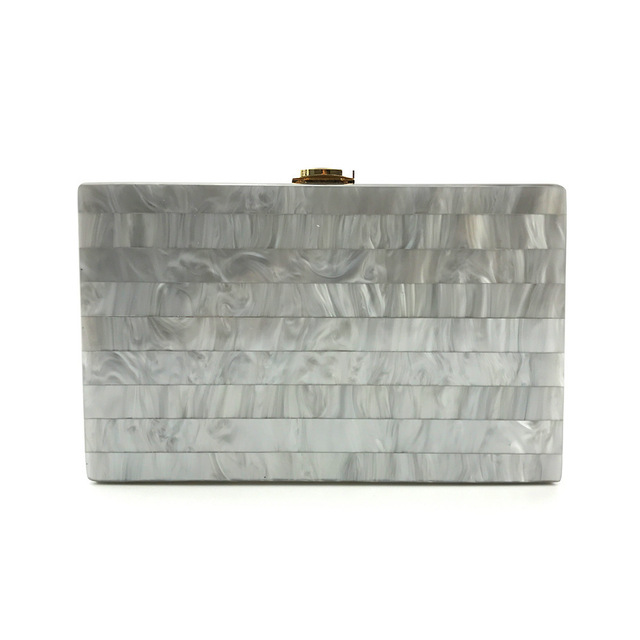 2018 Acrylic Clutch Bag Bolsa Feminina Luxury Handbags Women Crossbody Bags For Designer Bolsos Mujer Sac A Main Drop Shipping 5