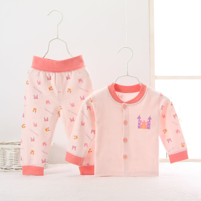 2017 new Baby girl clothes winter thermal  underwear open stitch cotton materials clothes pants can be open crotch