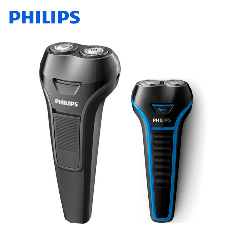 100% Genuine Philips Electric Shaver S106/S116 Rotary Washable Rechargeable For Men's Electric Razor With Global Voltage philips s531 rechargeable electric shaver water washable razor