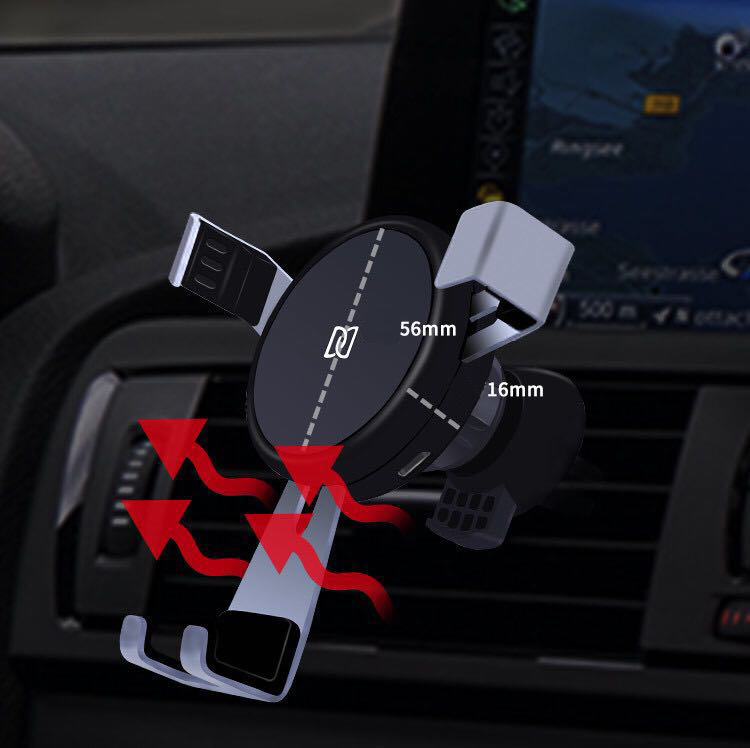 cell phone wireless car charger stand (1)