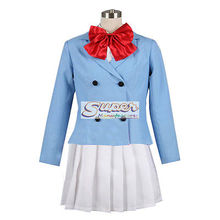 DJ DESIGN Zettai Karen Children Girl Uniform COS Clothing Cosplay Costume