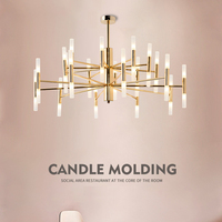 Chandelier Lighting lustres de teto Bedroom Kitchen Dining Modern Decoration chandeliers