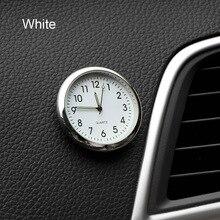 Car Decoration Electronic Meter Car Clock Timepiece Auto Interior Ornament Autom