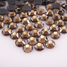 SS6 SS10 SS16 SS20 SS30 DMC Hotfix Rhinestones Flatback Iron On Strass Crystal All Color All Size Crystal&Stones for Cloth Shoes ss6 ss10 ss16 ss20 ss30 jonquil color dmc iron on rhinestones hot fix crystal rhinestones strass sewing