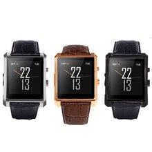 DM08 Smart Uhr Luxury Business Bluetooth Smartwatch Fitness Tracker IPS Business Tragbare Geräte Schrittzähler Die Neue Heiße