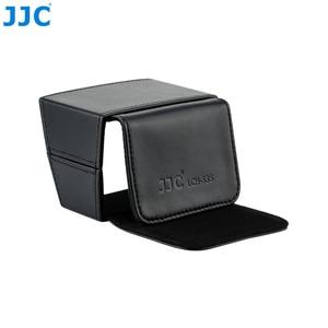 """Image 3 - JJC LCH S35 לקפל החוצה מסך שמש מגן כיסוי 3.5 """"LCD הוד וידאו מצלמה תצוגת מגן עבור Canon/סוני מצלמות וידאו"""