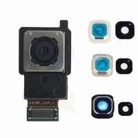 BINYEAE remplacement pour Samsung Galaxy S6 G920 G920F G920FD G920i G920A G920W8 G920A Module arrière caméra principale + objectif de l'appareil photo