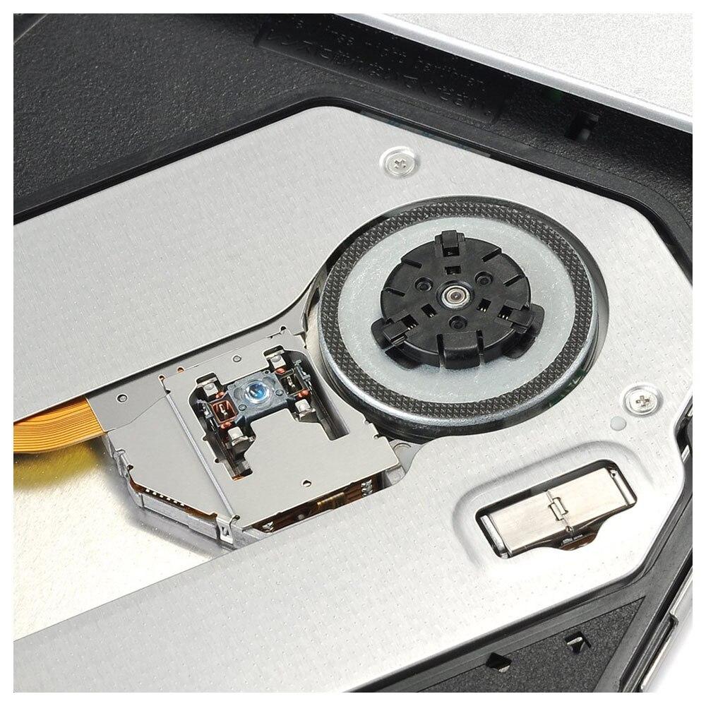 External Slim USB 3.0 DVD Burner  Superdrive Portable for Apple  5