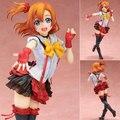 Amor Ao Vivo! Kousaka Honoka escola Idol Projeto 1/8 Scale PVC Figure Collectible Modelo Toy 22 cm LVFG013