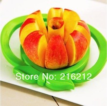 Kitchen Gadgets Corer Slicer Easy Cutter Cut Fruit Knife Cutter for Apple Pear Free Shipping