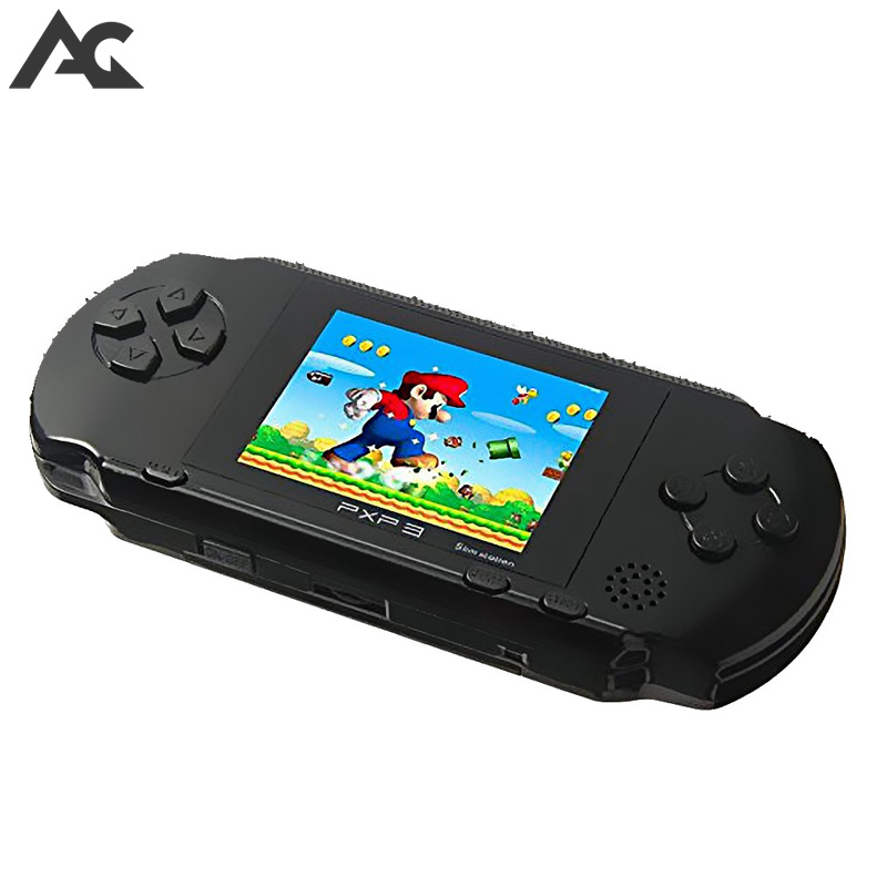 ACGAM Gaming Store ACGAM 3 inch 16 Bit Handheld Game Console Built-in 150 Classic Games with Free Game Card for Kids Best Gift Video Game Player