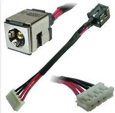 NEW DC POWER JACK CABLE FOR ASUS K40 K40AB K40IN K40IE X8AC A41I K40AF K50 P50 K50AB K50I K50ID K50IN K50IJ X87Q K51 K51A аккумулятор tempo lpb k50 11 1v 4400mah for asus k40 k50 k51 k60 k61 k70 p50 p81 f52 f82 x65 x70 x5 x8