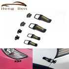 Security Hook Lock Clip Kit Universal Clip Hasp For Racing Car Truck Hood Quick Release Fasteners