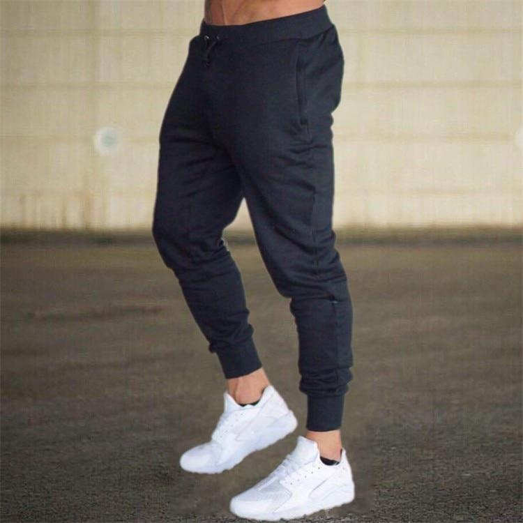 Alion Mens Active Sweatpant Drawstring Workout Joggers Sweatpants
