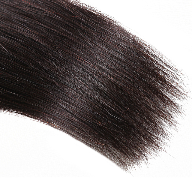 Brazilian Straight Human Hair Bundles Remy Brazilian Hair Extensions