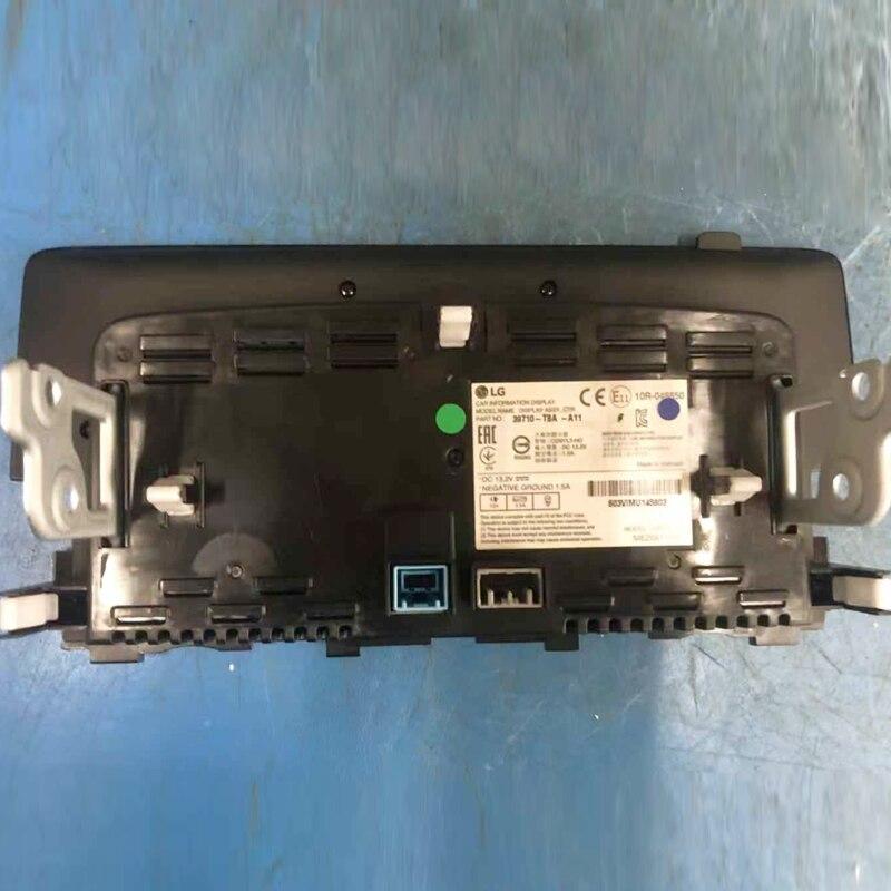 ЖК-дисплей в сборе 39710-TBA-A11 Модули ЖК-экрана для автомобильного навигационного блока автозапчасти