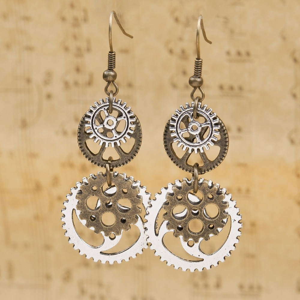 Superdeals 2017 new fashion personality metal chain steam engine 2017 new fashion personality metal chain steam engine long earrings rhinestone jewelry wholesale gifts all match maxi gifs 32804331908 fandeluxe Image collections