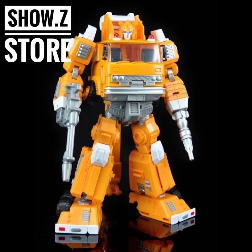 [Show.Z Store] MakeToys MT MTRM-05 Wrestle Grapple Transformation Action Figure