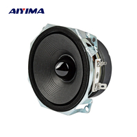 Aiyima 2PC 3inch Full Range Speakers 4ohm 20W Loudspeaker Neodymium Magnetic Audio Speaker DIY