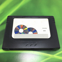 2PCS For Sega Saturn SS memory card matches the for Saturn US version Black color