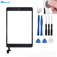 Netcosy For Ipad Mini A1432 A1454 A1455 A1489 Touch Screen Assembly With Home Button IC Connector
