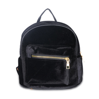 3024 Gam Trẻ Em mô hình Ba Lô Thời Trang Giản Dị Girl Trường Backpack Đơn Giản Rucksack Vintage