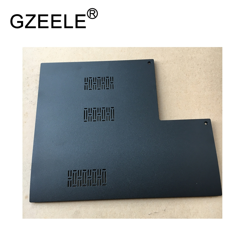 GZEELE New Memory RAM Cover For DELL For Vostro 3500 V3500 Series Bottom Base Cover Door HDD Cover Hard Drive Shell 003PM7 03PM7