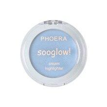 PHOERA Highlighter Make Up Shimmer Cream Face Highlight Eyeshadow Glow Bronzer  Eye Shadow Brighten Skin Attractive 5.13DJL
