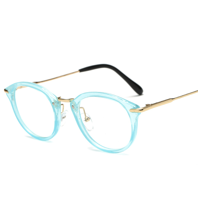 726f5952bf HAPTRON 2018 rojo redondo azul gafas de sol mujer marca diseñador de moda  rosa amarillo gafas