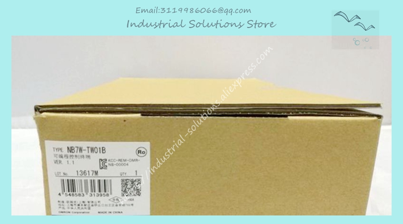 NB7W-TW01B New in box touch HMI touch screen panelNB7W-TW01B New in box touch HMI touch screen panel