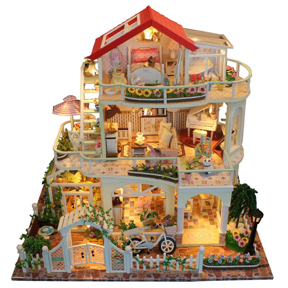 DIY Doll House Forever & Always Valentine
