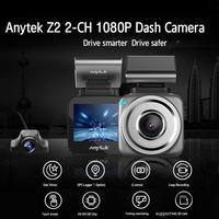 Автомобиль тире Камера 2 ''1080 P HD видеорегистратор ночного видения Камера Drive Регистраторы видеорегистратор с gps петли Запись WI FI Автомобильн