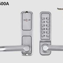 Третий поколение рустостойкий и водонепроницаемый цинковый сплав механический кодовый дверной замок