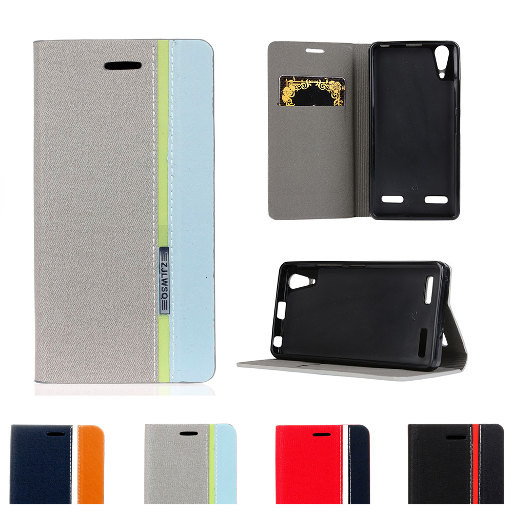 Case for Lenovo A 6000 A6000 / A <font><b>6010</b></font> A6010 Plus / K3 K30 for Lenovo K 3 30 Case Flip Phone Leather Cover K30W K30T K30E image