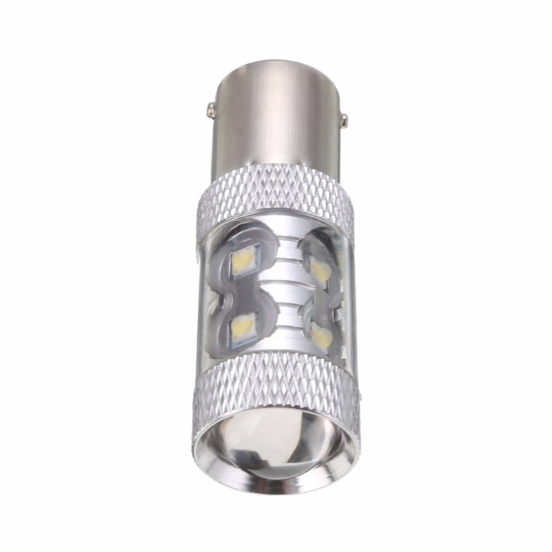 1pcs High Power BA15S 1156 P21W 50W 700LM 10LED Car Backup Reverse Light Bulb Led Reverse Lamp Sourcing Light