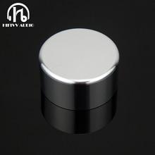 HIFI audio amp Aluminum Volume knob 1pcs Diameter 44mm Height 22mm amplifier Potentiometer knob