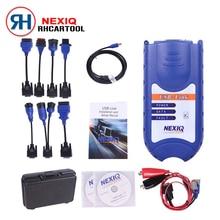 2017 neue ankunft NEXIQ Auto Hochleistungs-lkw-scanner nexiq USB Link besser als DPA5 auf verkauf nexiq 125032 usb link DHL Geben