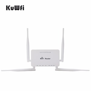 Image 5 - 300Mbps גבוהה כוח אלחוטי נתב openWRT מראש חזק wifi אות אלחוטי נתב רשת ביתית עם 4*5 dbi אנטנה