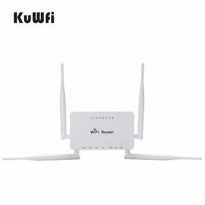 Image 5 - Высокомощный беспроводной маршрутизатор openWRT, 300 Мбит/с, предварительно загруженный мощный Wi Fi сигнал, беспроводной маршрутизатор, Домашняя сеть с антенной 4*5 дБи